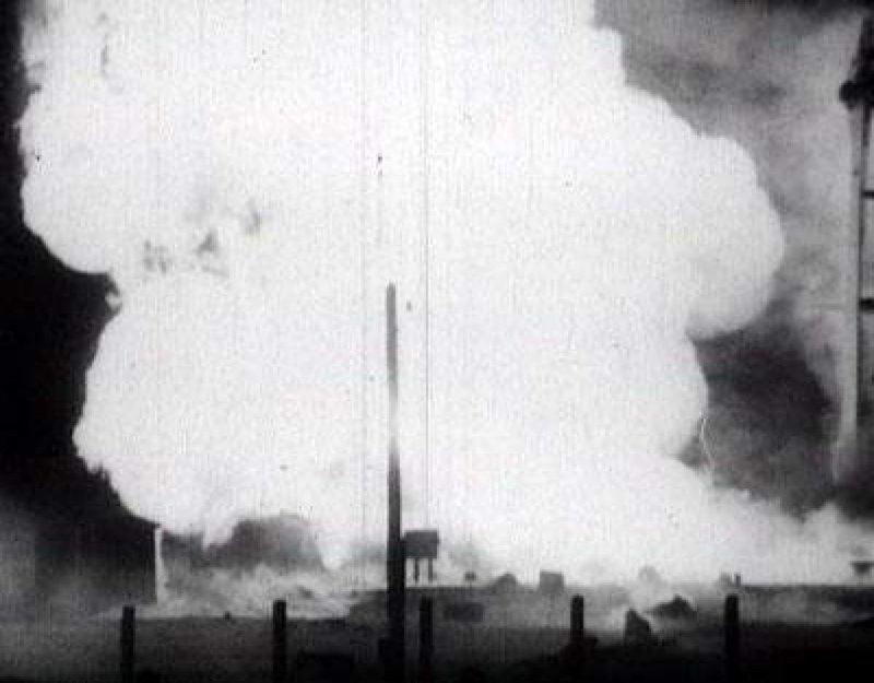 Катастрофа на Байконуре. 24 октября 1960 года, Космодром Байконур СССР, катастрофы, советский союз, техногенные катастрофы