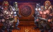 'Мастер Комбо' - Игра про великого воина, ведущего сражения по всему миру. Монстры, приключения и великие турниры ждут!