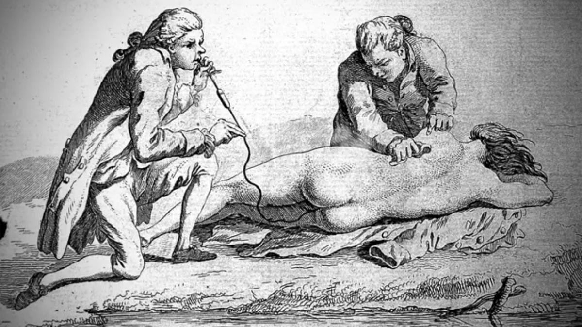 tobacco enema табачные клизмы история табака отвратительные мужики disgusting men